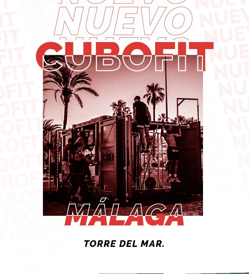 Cubofit Málaga