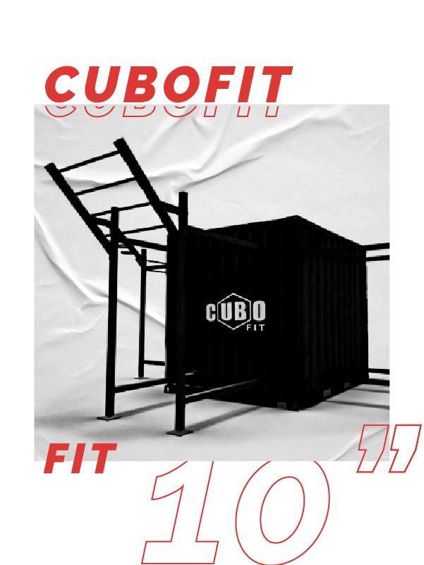 "Cubofit 10"""
