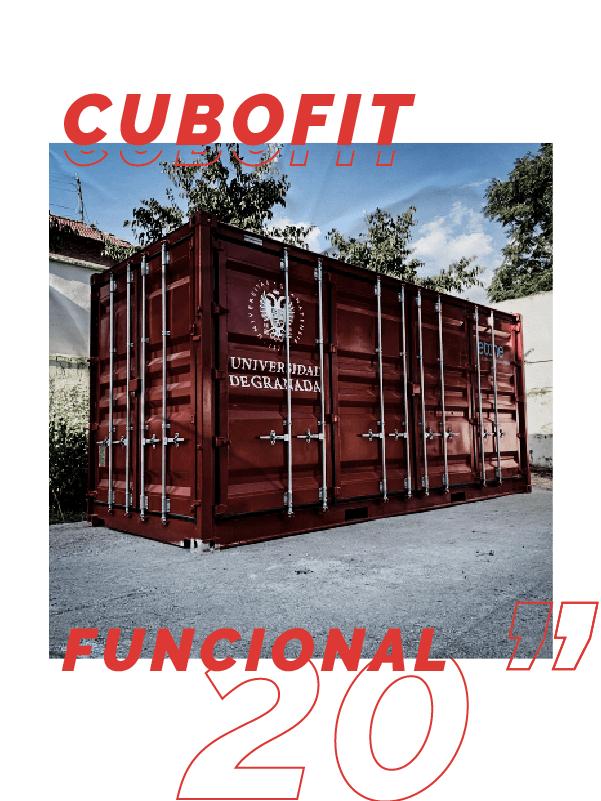 "Cubofit 20"""
